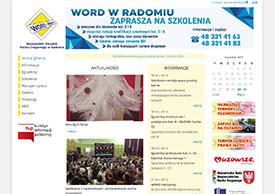 strony internetowe wordpress radom